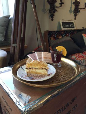 Glühwein, Schokolade und Friesentorte
