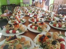 Catering im Marstall