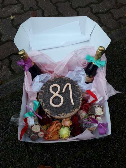 81. Geburtstag